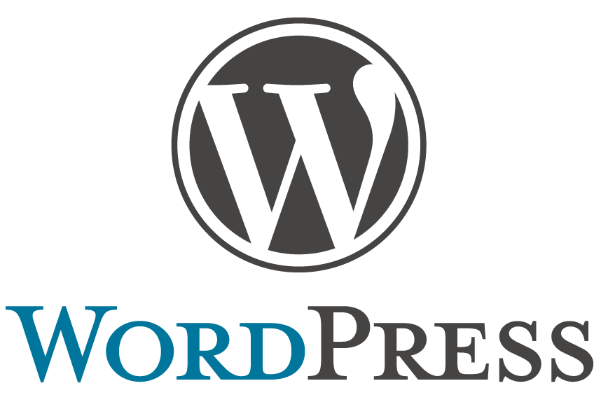 An image of the WordPress logo