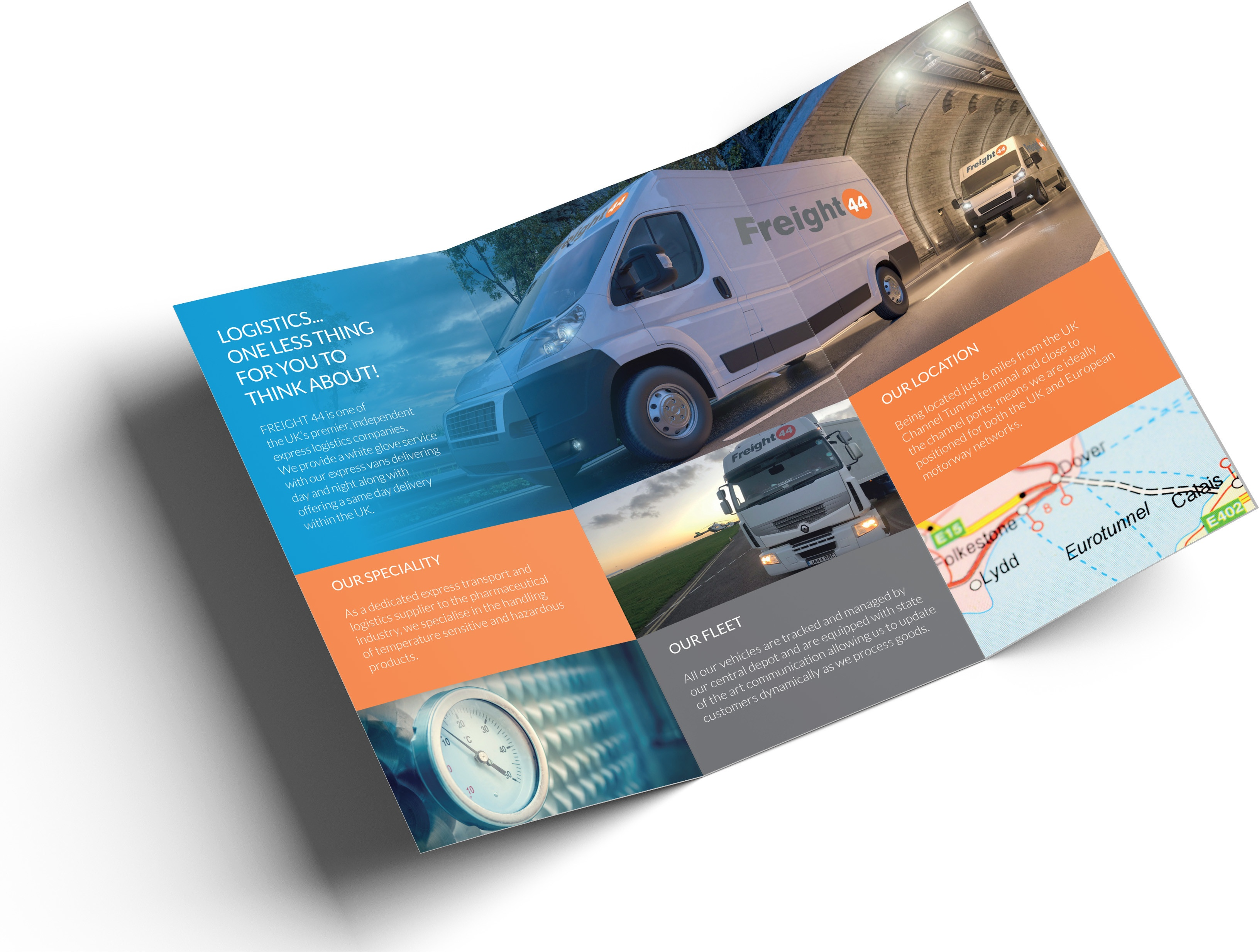 Freight 44 6 Page Brochure