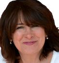 A portrait photo of Sue Keeler