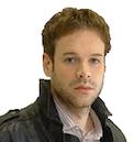 A portrait photo of Rob Mascari